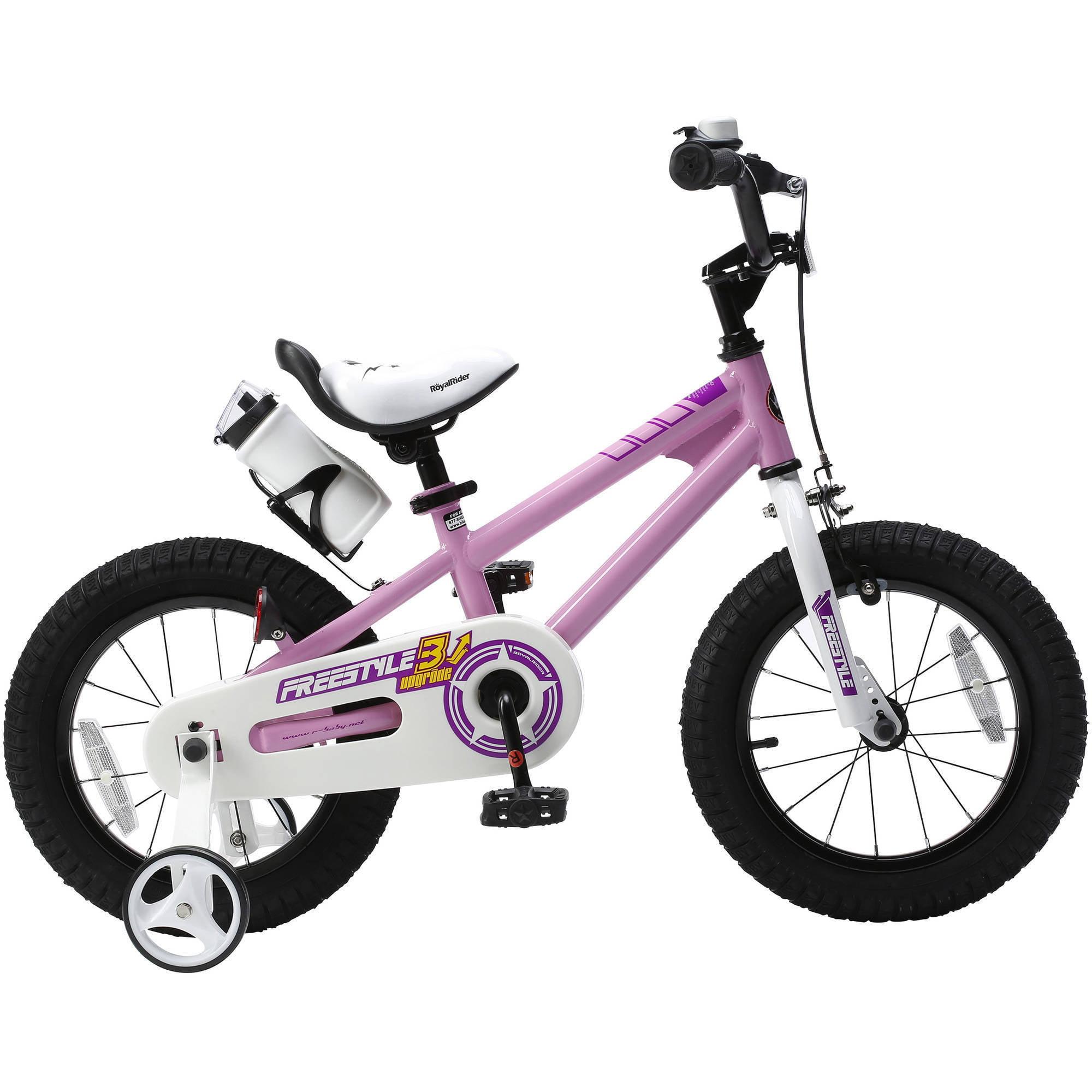 Royalbaby Freestyle Orange 12 Inch Kids Bicycle