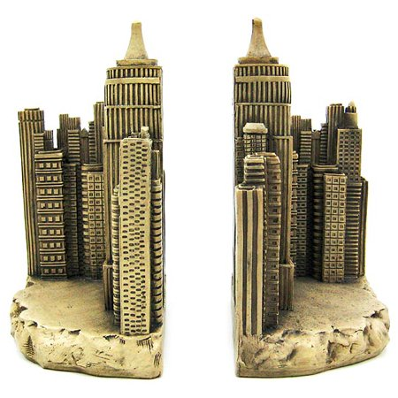 Empire State Building Book Ends Bookends Nyc New York