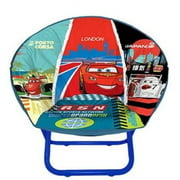 cars 2 mini collapsible saucer chair