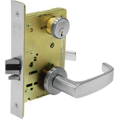 Sargent Satin Chrome 24 Volt Electrified Mortise Lock Fail Secure