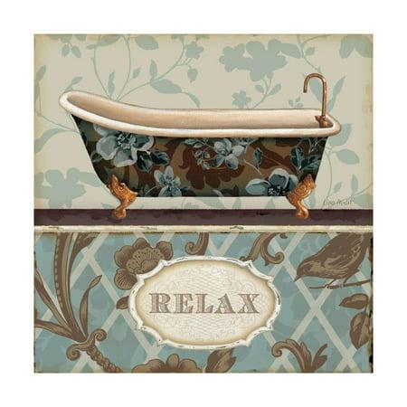 Bathroom Bliss I Print Wall Art By Lisa Audit ()