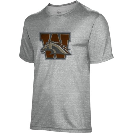 Spectrum Sublimation Unisex Western Michigan University Poly Cotton Tee](Western Michigan University Halloween)