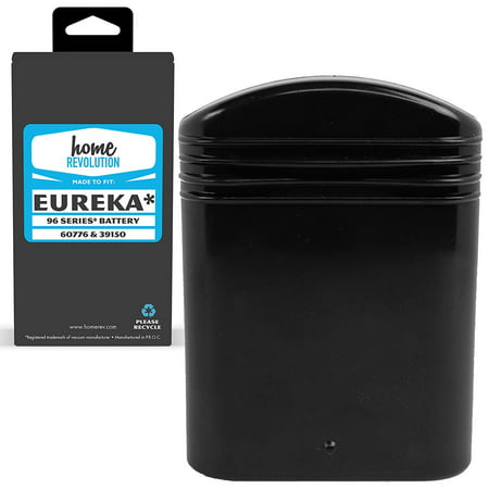 Eureka 96 Part # 60776 39150 for Eureka 96 Series, Comparable Reusable Battery. A Brand Quality Aftermarket Replacement➤ METICULOUSLY DESIGNED TO COMPARE: Compare to.., By Home - Eureka Battery
