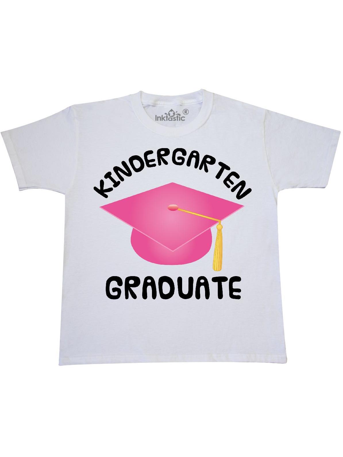 Kindergarten Graduation Day girls Youth T-Shirt
