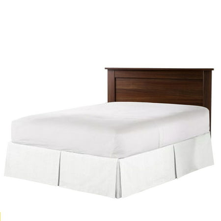 The Great American Store 1800 Series Double Brushed Microfiber Pleated Bed Skirt -15