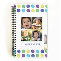 Painting Fun - Personalized 5 x 8 Notebook