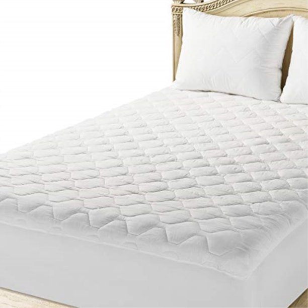 The Grand Queen Mattress Pad Cover Fitted Deep Pockets Bed