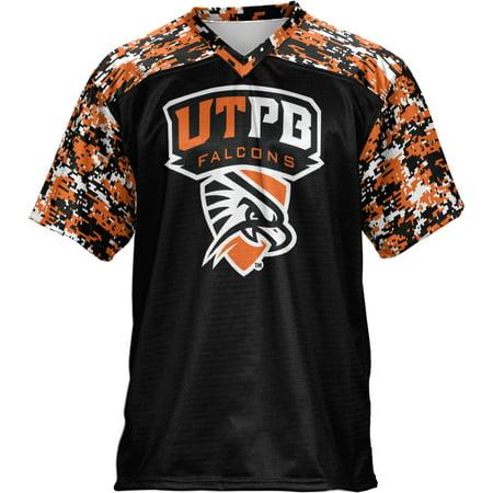 Mens The University Of Texas Of The Permian Basin Digital Football Fan Jersey