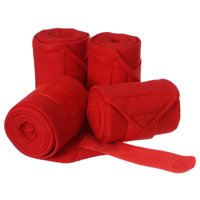 Tough-1 Polo Wraps - Set of 4
