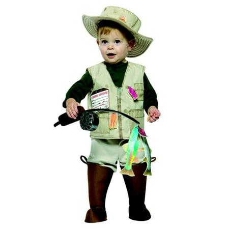 Baby Future Fisherman Costume (Fish Man Costume)