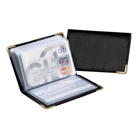 Leather Credit Card & Photo (Easy Photo Pack Credit Card)