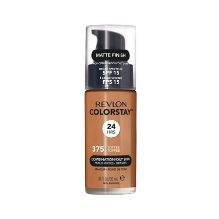 Revlon ColorStay™ Makeup for Combination/Oily Skin SPF 15, (Best Mac Foundation For Dry Combination Skin)
