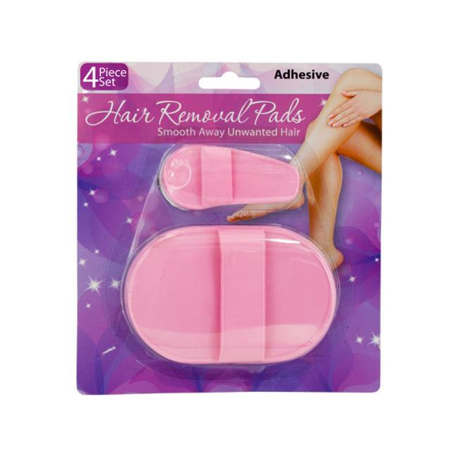 Bulk Buys HB872-72 Hair Removal Pads