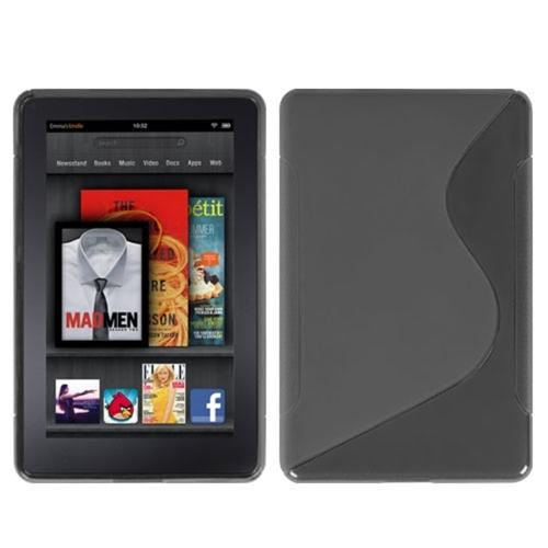 Insten Smoke (S Shape) Candy Skin Case For KINDLE fire