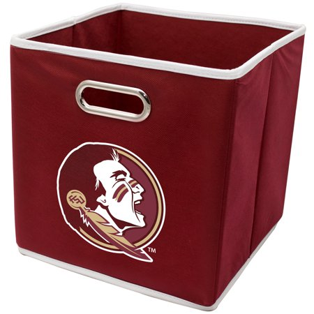 Florida State Seminoles Franklin Sports 11'' x 10.5 x 10.5'' Storage Bin - No (Florida Mall Sports Stores)