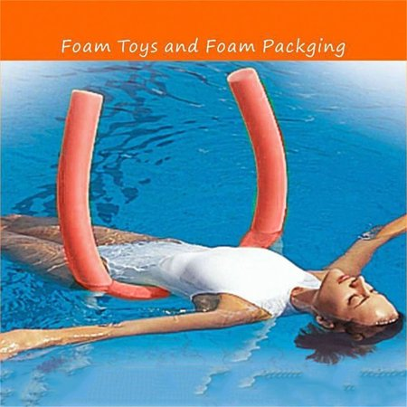 Portable Swimming Pool Super Buoyant Plastic Foam Floating Chair Floating Water Supplies For