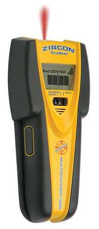 Zircon Electronic Stud Finder, Professional, Multifunction, Center-Finding, 66253 by Zircon