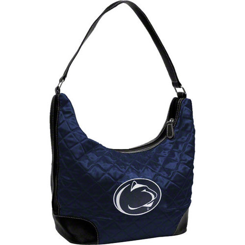 NCAA - Penn State Nittany Lions Quilted Hobo Purse