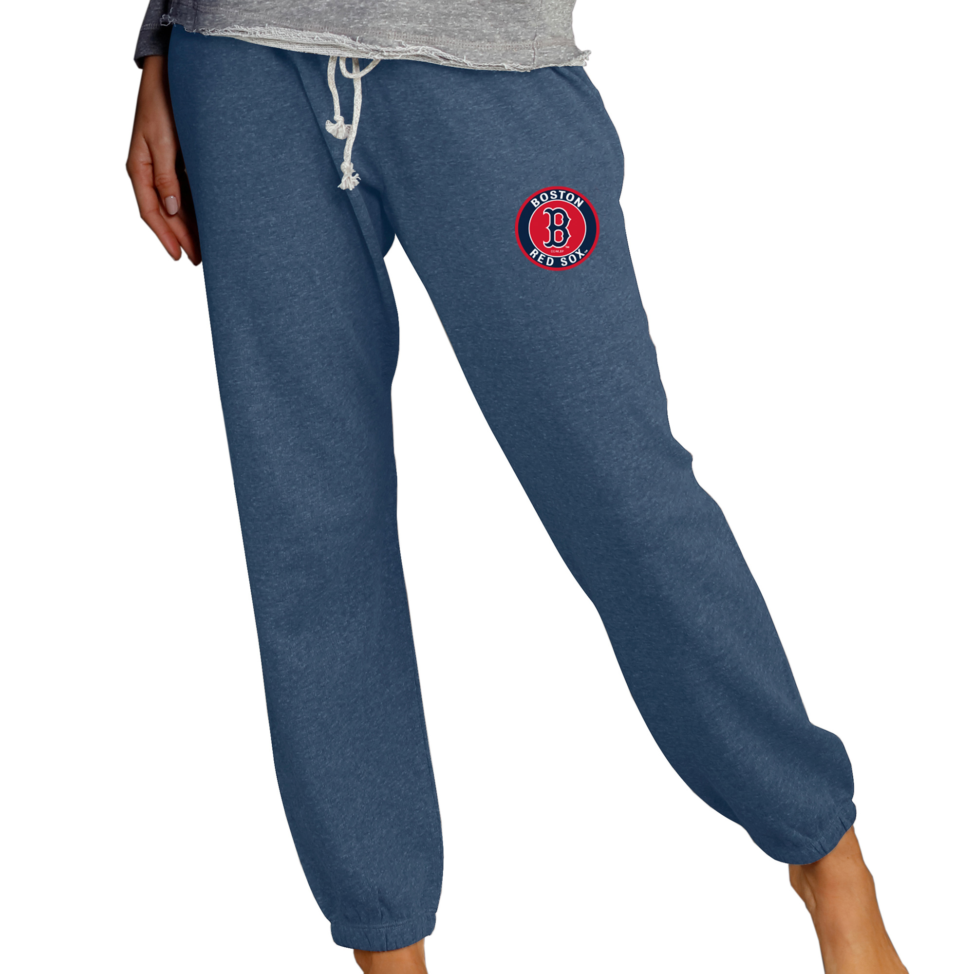 Boston Red Sox Concepts Sport Women's Mainstream Knit Pants - Navy