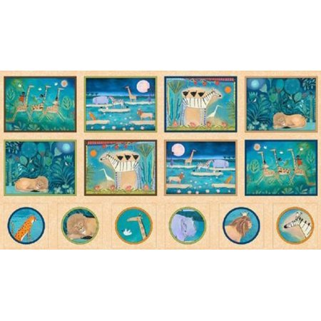 Clearance Sale~The Migration Animals Panel 23