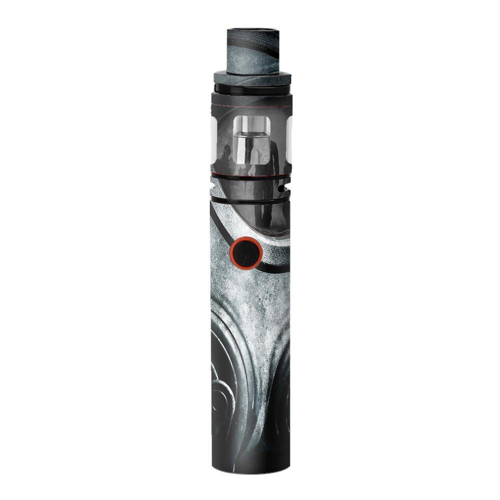 Skins Decals For Smok Stick V8 Pen Vape   Gas Mask War Apocolypse by Itsaskin