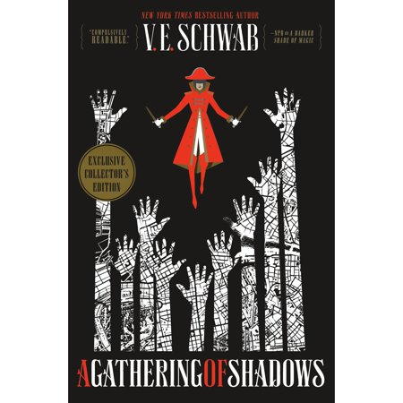A Gathering of Shadows Collector's Edition : A