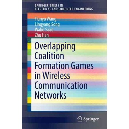 Overlapping Coalition Formation Games In Wireless Communication Networks