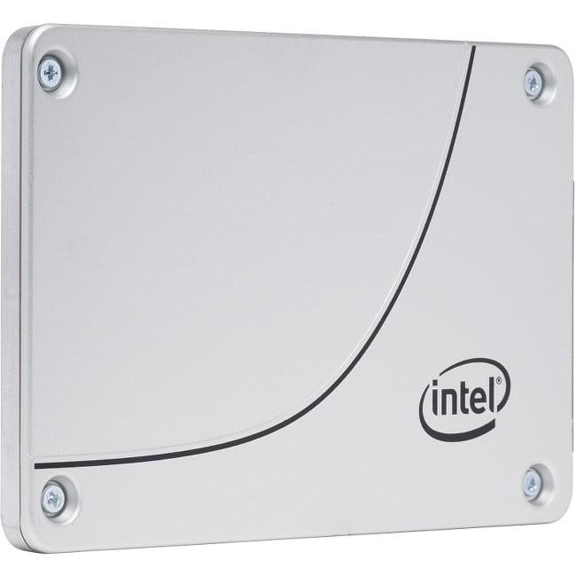 Intel SSD DC S4500 Series (1.9TB, 2.5in SATA 6Gb/s, 3D1, TLC) Generic Single Pack