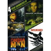 4 Film Favorites: Charlton Heston Collection by WARNER HOME ENTERTAINMENT