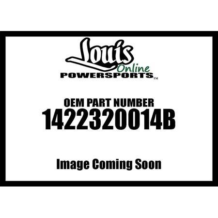 14X7delta Blk 14X7 4+3 4/156 12Mm  New - I.T.P. Tires 1422320014B