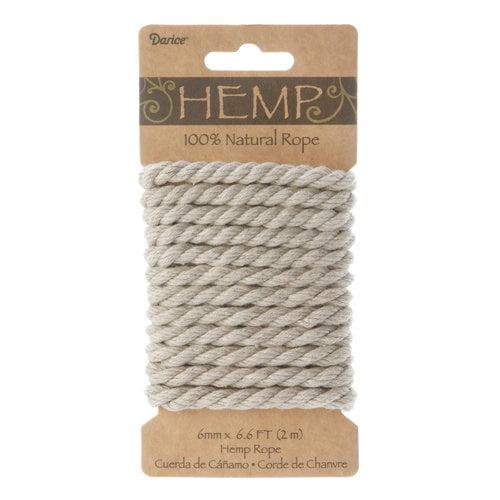 Darice, Inc. Braided Hemp Cord