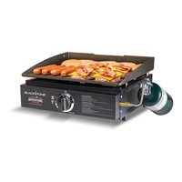 """Blackstone 17"""" Adventure Ready Tabletop Outdoor Griddle with 12,000 BTU's of Output"""