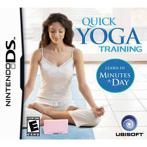 Quick Yoga Training (Ds) - Pre-Owned