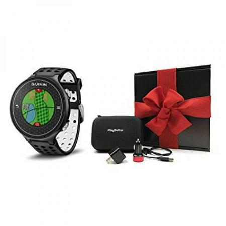 Garmin Approach S6 GIFT BOX | Includes Golf GPS Watch, Case