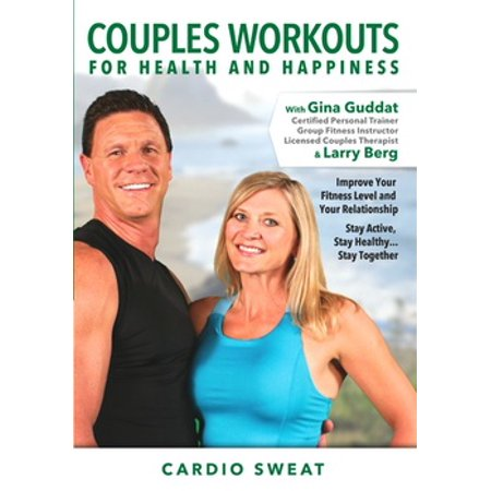 Couples Workout: Cardio Sweat (DVD)