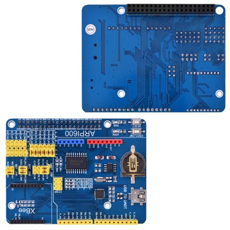 FAGINEY ARPI600 Expansion Board for Raspberry Pi Model A+ / B+ / 2 B / 3 B for Ardu ino XBee Modules, expansion board for arduino, expansion board for raspberry (Raspberry Pi 2 Model A)