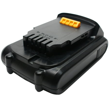 2-Pack - DeWALT DCD995B Battery Replacement - For DeWALT 20V MAX* Power Tool Battery (1500mAh, Lithium-Ion) - image 2 of 4