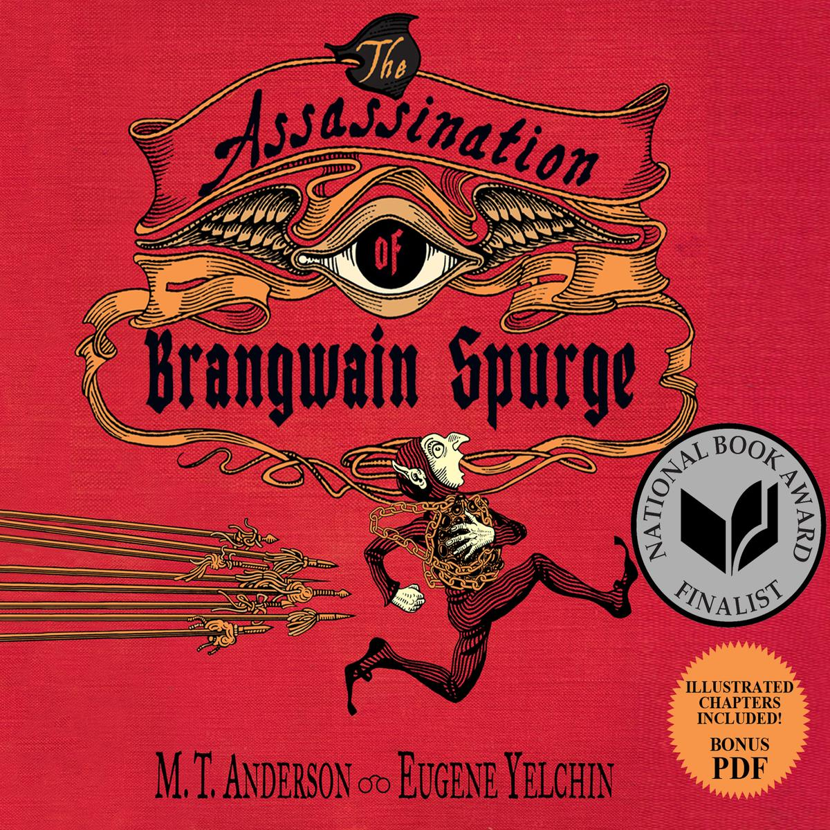 The Assassination of Brangwain Spurge - Audiobook