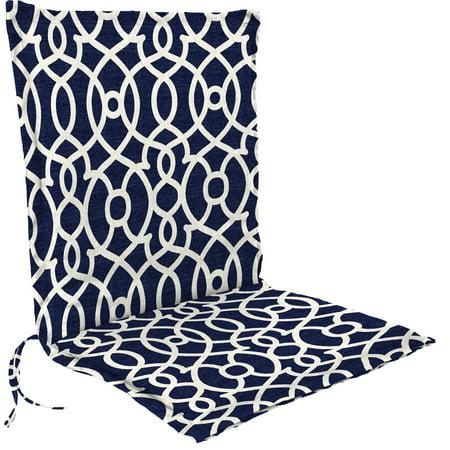 22 X 48 Outdoor Chair Cushion Walmart Com