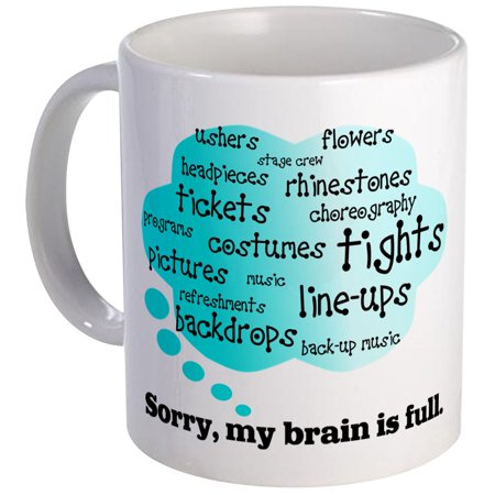 CafePress - Dance Teacher Recital Mug - Unique Coffee Mug, Coffee Cup CafePress](Teacher Coffee Mugs)