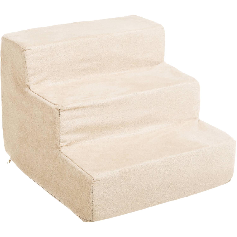 High Density Foam 3 Tier Pet Steps By PETMAKER   Walmart.com