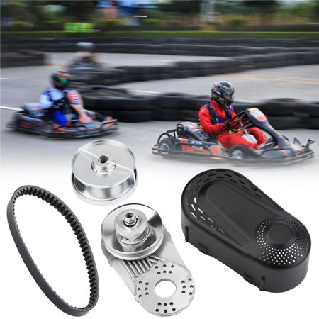 Go Kart Clutch Professional 30 Series Torques Converter High Stable Go Kart  Kit Clutch 3/4inch Set 10T 40/41/420 Chain