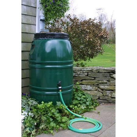 Great American Painted 60 Gallon Rain Barrel