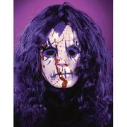 Bleeding Rocker Mask Adult Halloween Accessory