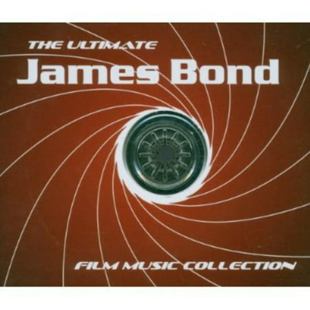 Film Music Collection (The Ultimate James Bond Film Music Collection Soundtrack (CD))