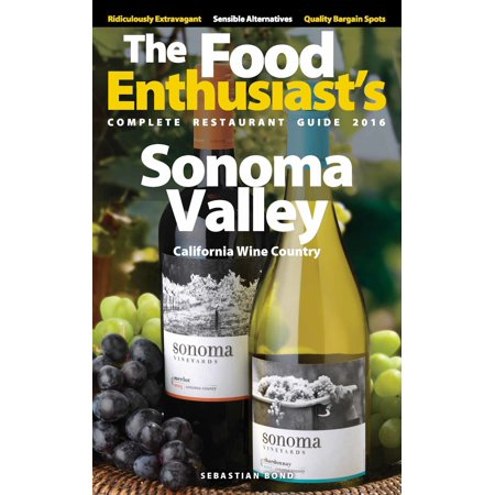 Sonoma Valley: 2016 - eBook