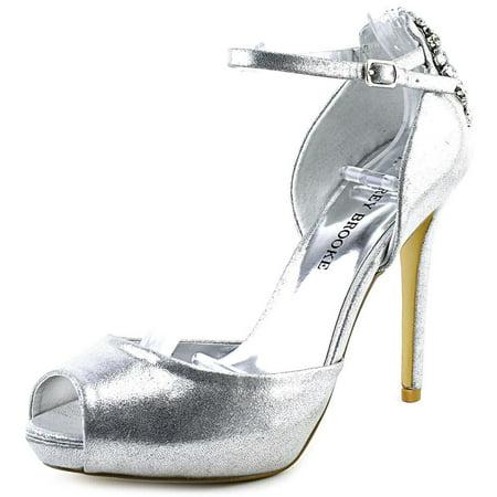 Audrey Brooke - Audrey Brooke Claire Women Peep-Toe Synthetic Heels ... 5445710ee52d