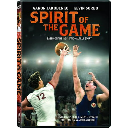 Spirit of the Game (DVD)](The Spirit Of Halloween 3)