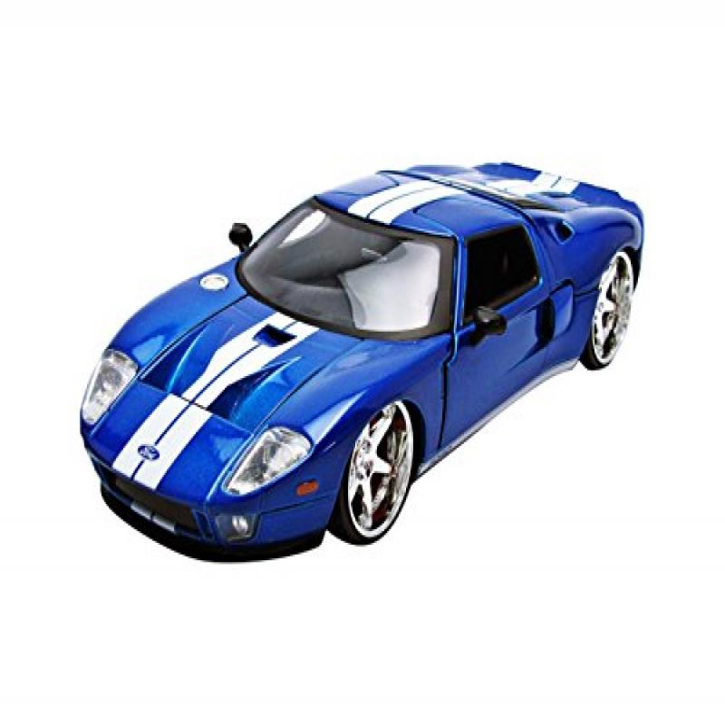 Ford Gt Fast Furious Movie Blue   By
