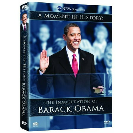 A Moment in History: The Inauguration of Barack Obama